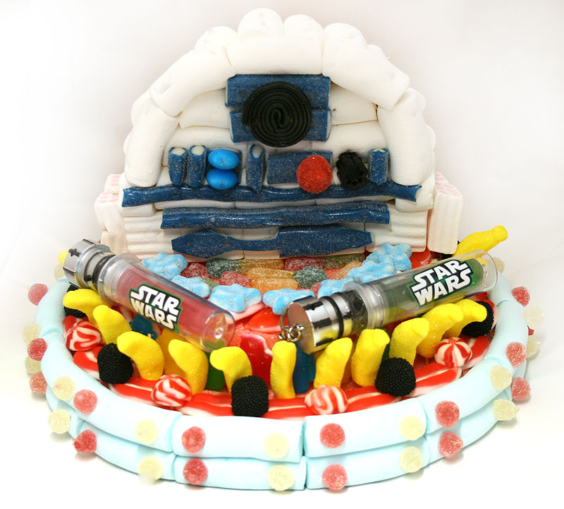Pastel de chuches personalizado Star Wars R2-D2 - 2c701-7ed3d-img_3437.jpg