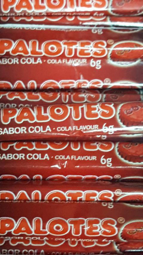 Palote cola