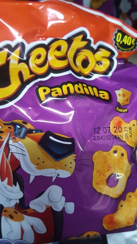 Cheetos pandilla pequeño