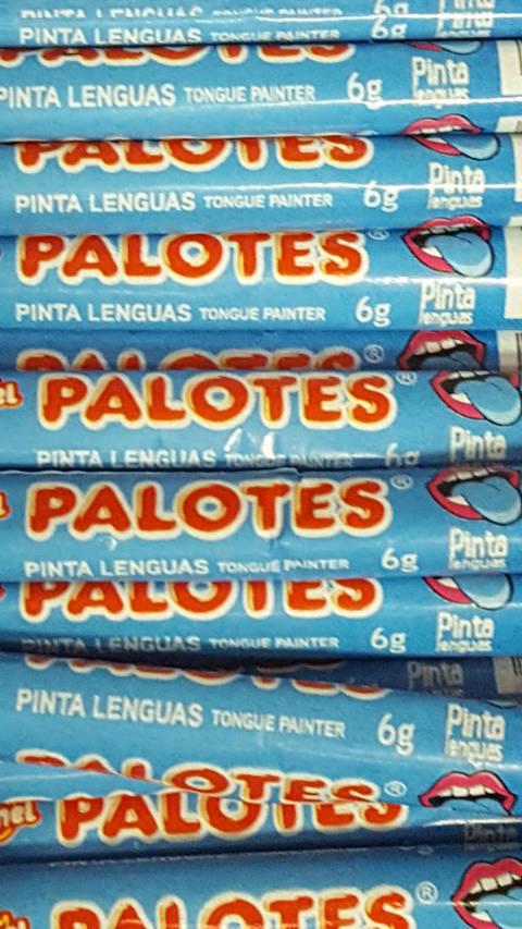 Palote Pinta lengua