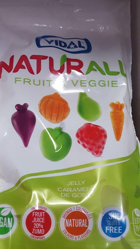 Naturall Fruit & Veggie