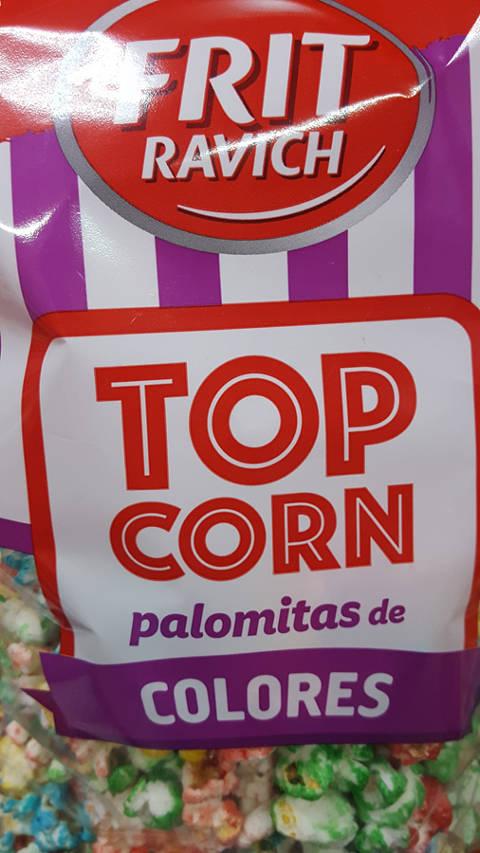 Palomitas Top corn dulces