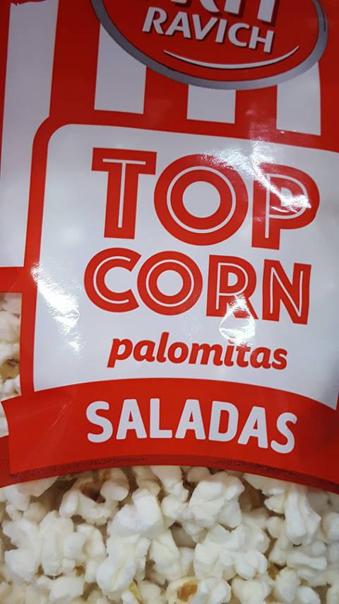 Palomitas Top corn