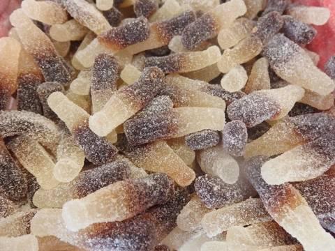 Chuche Cocacola clásica picapica